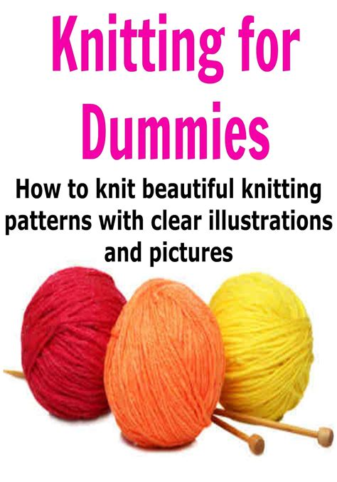 knitting for dummies free cheap free knitting patterns for curtains find free