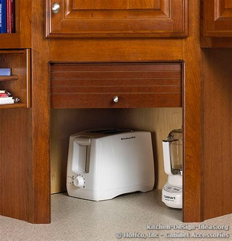 kitchen cabinet appliance garage small appliance trends spicing up kitchens with color