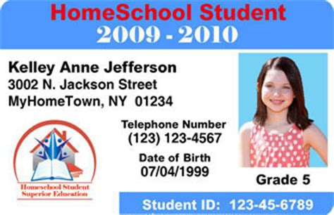 how to make school id cards school id cards made with teslin paper