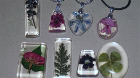 how to make flowers into jewelry resin jewelry made from pressed flowers diy ready