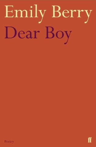dear boy emily berry a sculpture about a phone call peony moon