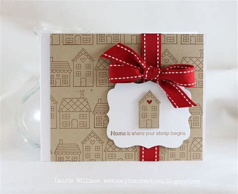new home cards to make new house card housewarming card diy welcome home card
