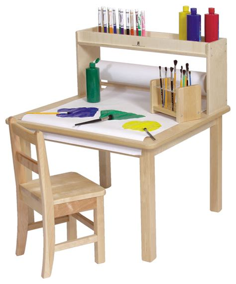 kid craft tables home decorating pictures kid desk