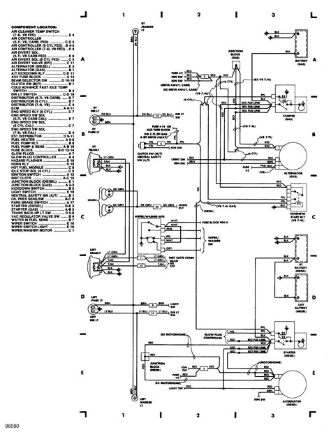 1997 chevrolet p30 wiring diagram chevrolet auto wiring diagram i need a wiring diagram for under the hood of a 1987 pace arrow as someone removed all 3