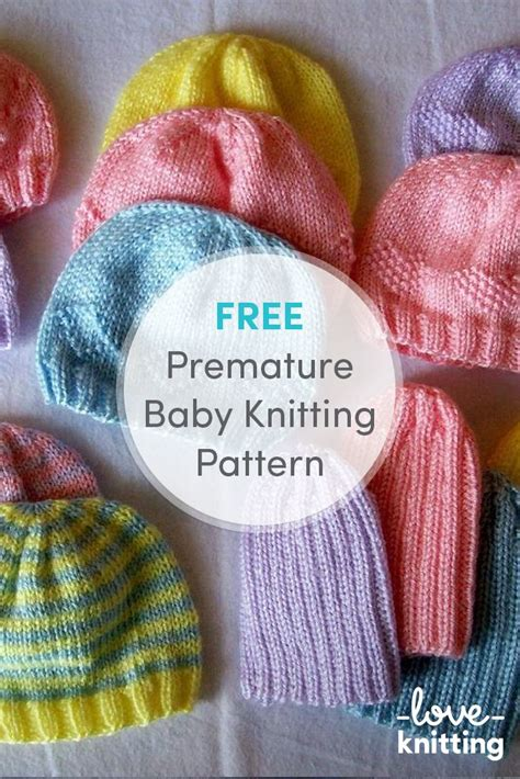 premature baby hats knitting patterns 17 best ideas about free baby knitting patterns on