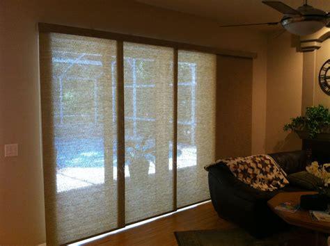 shades for sliding glass doors blinds for sliding glass doors in rooms traba homes