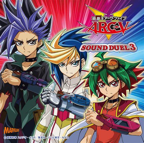 yugioh arc v yu gi oh arc v sound duel 3 yu gi oh arc v wiki