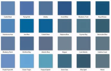 behr paint color blue comparison of some behr blues paint colors