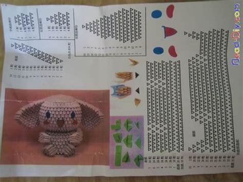 3d origami patterns 3d origami diagram 3d origami