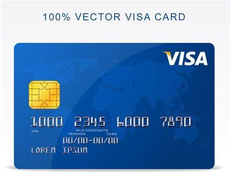how to make a visa card 40 free credit card mockup psd templates techclient