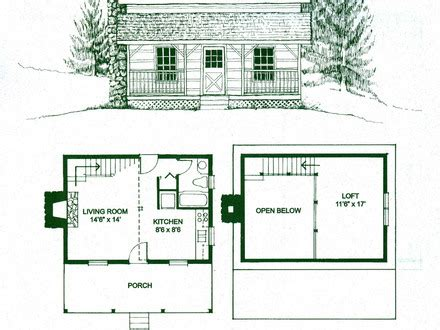 small house floor plans with loft cabin floor plans with loft log cabin with loft floor