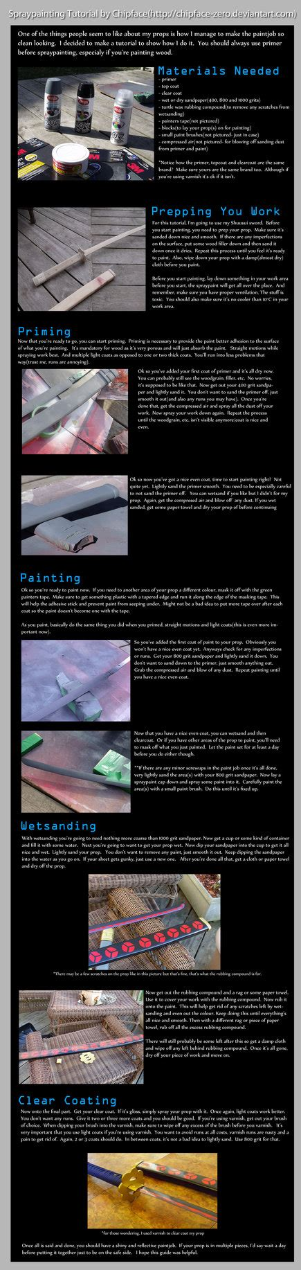 spray paint tutorials spraypainting tutorial by chipface zero on deviantart