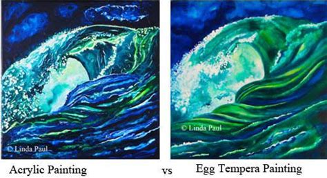 acrylic paint vs tempera the world s catalog of ideas