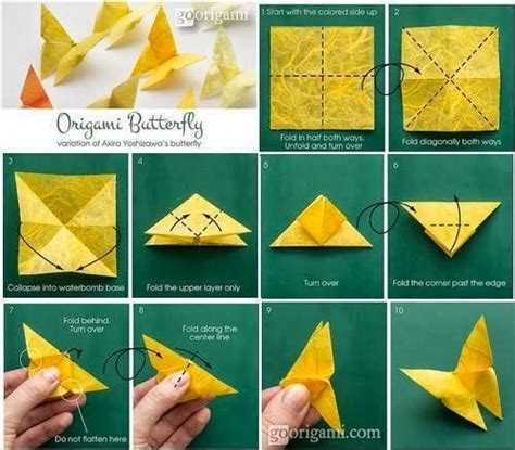 how to fold butterfly origami origami butterfly crafts diy origami