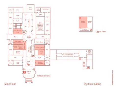 Tate Modern Floor Plan tate britain tate gallery london photos postcode video
