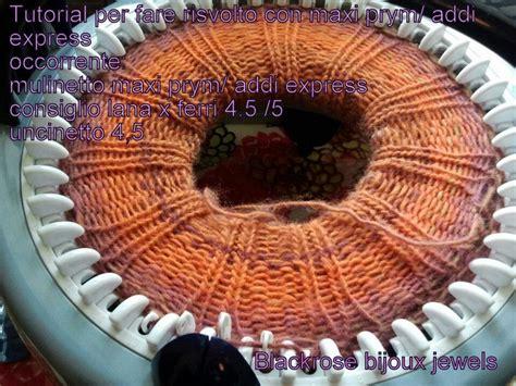 loom knitting machine mulinetto 1 mulinetto addi express knitting machine