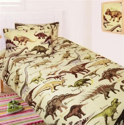 dinosaur bedding set dino alphabet quilt cover set from bedding dreams
