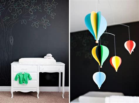 chalkboard paint nursery modern nursery with chalkboard wall the umbrella