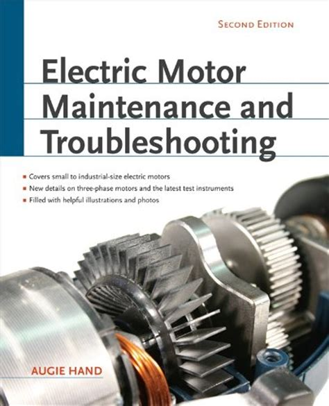 Electric Motor Maintenance by Electric Motor Maintenance And Troubleshooting 2nd