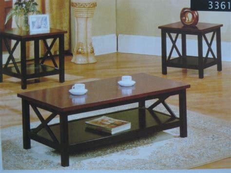 coffee table and end table 3361 coffee table 2 end tables set furniture outlet