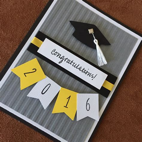 how to make a graduation card graduation card unique 2016 graduation card