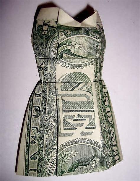 dollar bill origami dress pin by glinda jeffries on glinda s dress collage