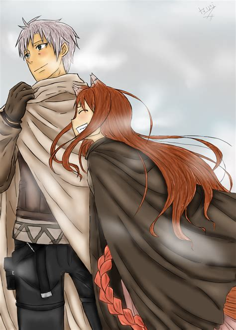 spice and wolf spice and wolf anime