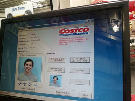 how to make costco card david s costco card ready for printing david archuleta