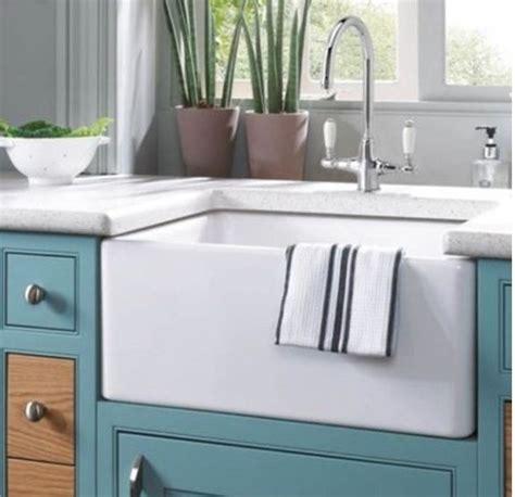 farmer kitchen sink 24 quot 24 inch fireclay farmhouse apron kitchen sink white