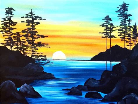 paint nite yorba 1000 images about diy on acrylics paint
