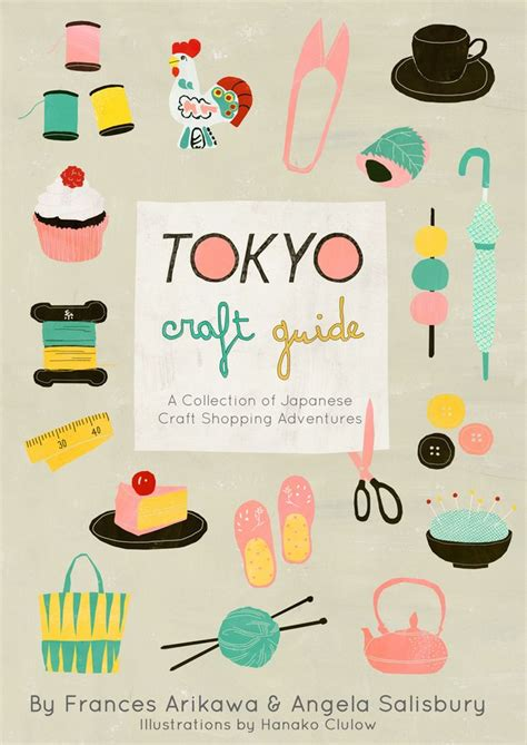 japanese crafts for tokyo craft guide a collection of japanese craft shopping