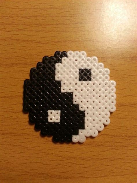yin yang perler 237 best yin yang images on yin yang backpack