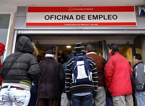 oficinas del desempleo el subsidio por desempleo requisito de carencia de rentas
