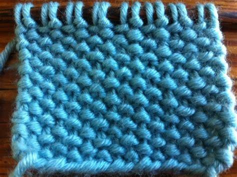 knitting linen stitch the linen stitch knitting stitch 141 new stitch a day