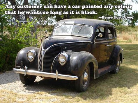 Henry Ford Cars by Henry Ford Quotes About Cars Quotesgram