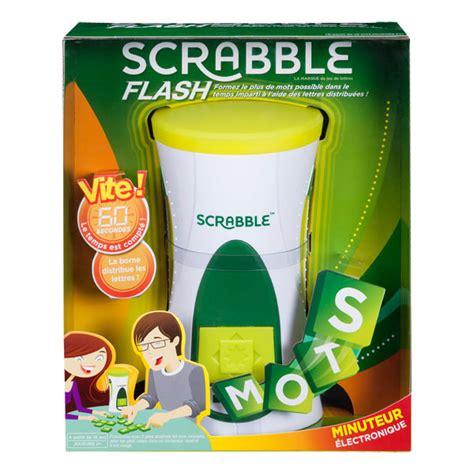 flash scrabble scrabble flash mattel king jouet jeux de r 233 flexion