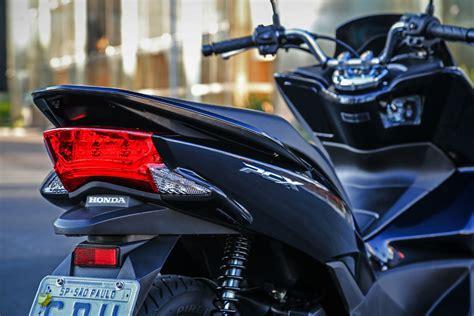 Pcx 2018 Cor Azul by Honda Pcx 2018 Chega Em Novas Cores Auto Di 225 Do