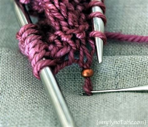 how to add to knitting adding to your knitting simply notable