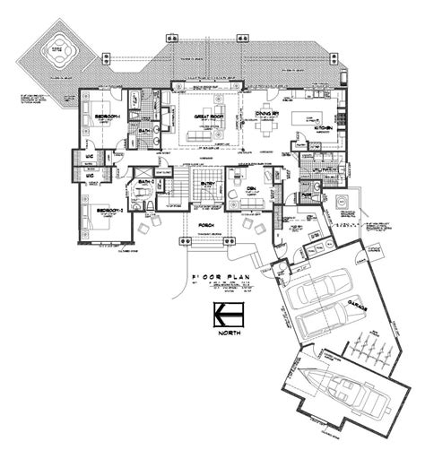 small luxury floor plans luxury house plans