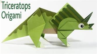 simple dinosaur origami origami origami t rex jo nakashima dinosaur dinosaur