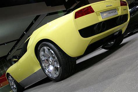 Lamborghini Miura Concept   2006 North American