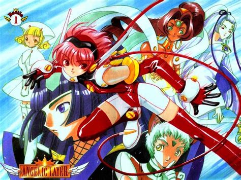 angelic layer angelic layer wallpaper picture angelic layer wallpaper
