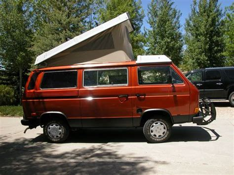New Volkswagen Cer by Service Manual Find Used 1984 Vanagon Westfalia New