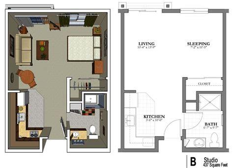 studio apartment plan best 25 studio apartment floor plans ideas on