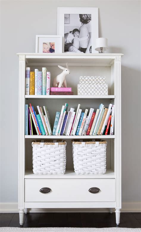 bookshelf for room in the big room with camille styles project junior