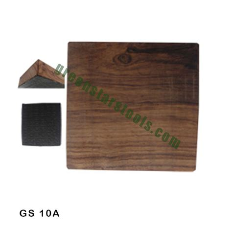wood block rubber sts jewelry bench block rubber dapping bench block wooden