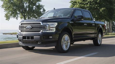 Ford F 150 by 2019 Ford F 150 Limited Gains 450 Hp Ecoboost V6 Engine