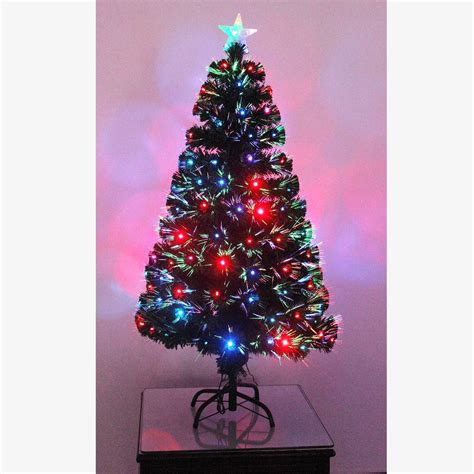 led and fiber optic tree led fibre optic tree with various design and