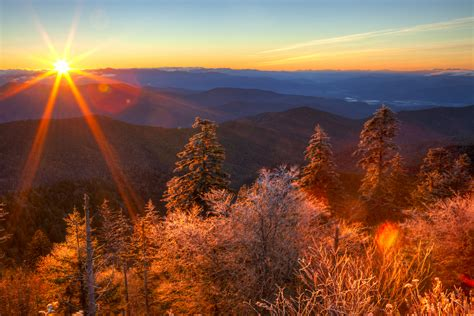 1 Bedroom Cabins In Pigeon Forge Tn great smoky mountains national park breaks visitor record