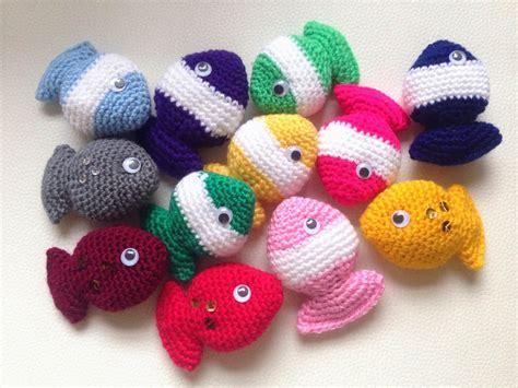 free fish knitting patterns crochet a fish free patterns grandmother s pattern book